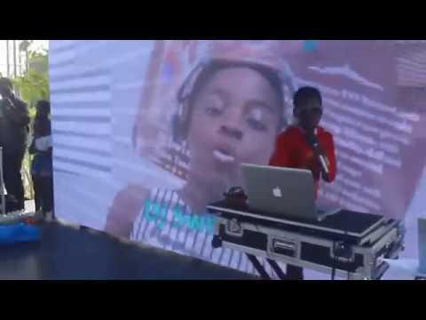 DJ Switch Ghana Incredible Performances in Kumasi