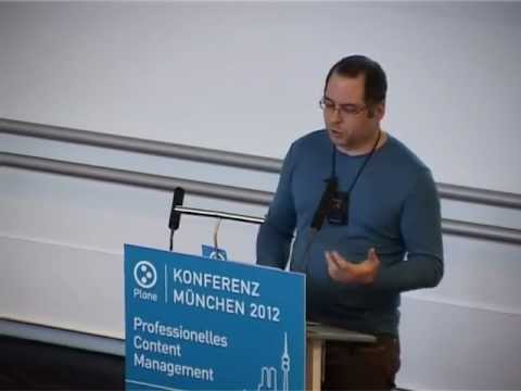 "Matt Hamilton: ""... it's like buying a relationship"" (Plone Konferenz München 2012 Keynote)"