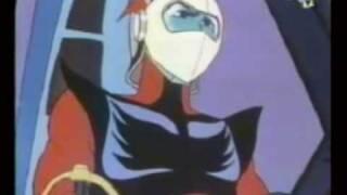 Ufo in time - Goldorak & Iron Maiden