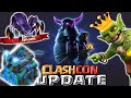 Clash of Clans TOWNHALL 11 UPDATE ClashCon Update Prediction TH11 Update Clash Update 2015