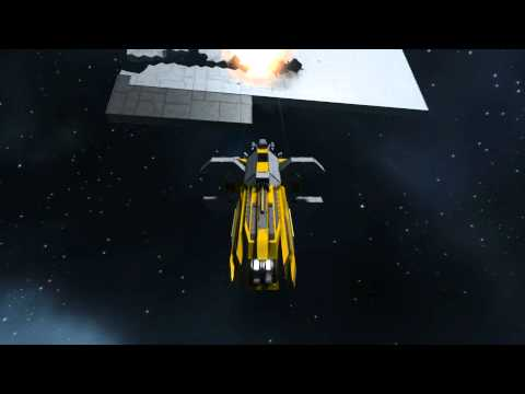 Space Engineers Ship Share Episode 1
