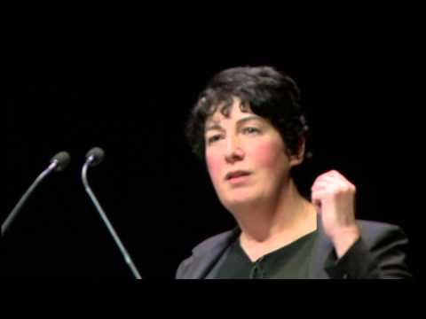 Changing the world, one story at a time: Joanne Harris at TEDxSalford