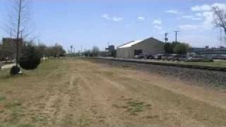 BNSF Officer Special at Norman, OK - 9 April 2009