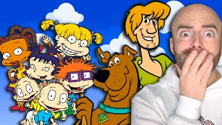 10 Old Kids Shows that had HORRIBLE Messages