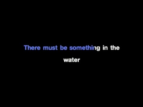Carrie Underwood - Something In The Water Karaoke