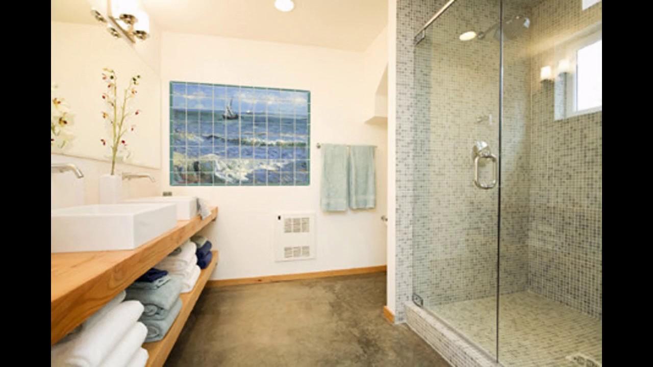 Amazing Coastal Bathroom Design Ideas - YouTube