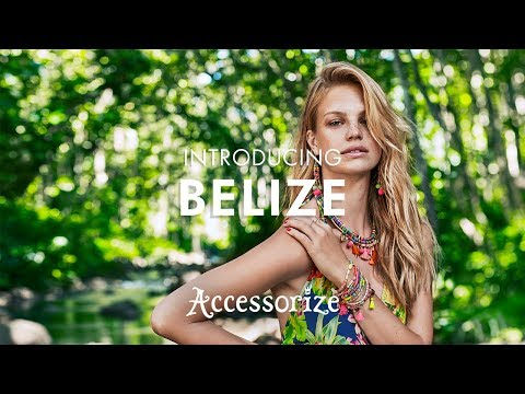 Introducing the Belize Collection | Accessorize