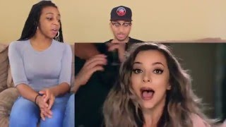 "Couple Reacts : Little Mix ""Hair"" Music Video Featuring Dwayne's Reaction!!"