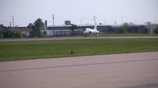 NASA T-38 Talon Start Taxi And GREAT Takeoff HD