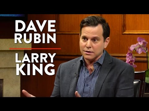 Larry King Interviews Dave Rubin: Free Speech, Donald Trump, and the Failing Media