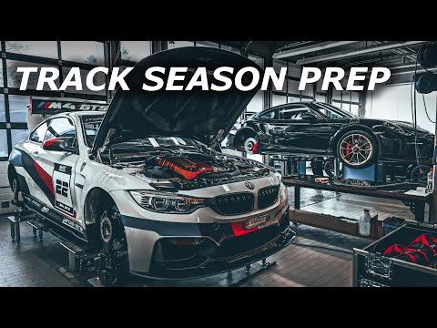 Track Car Maintenance