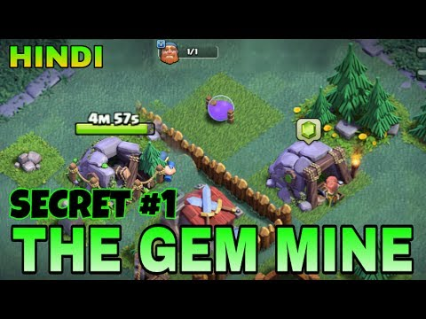 Gem mine in clash of clans | Clash of Clans hindi gameplay