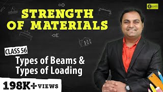what are the types of beams and types of loading