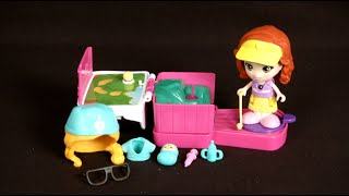 Flipsies Carina's Mini Golf And Check-up Table From Vtech