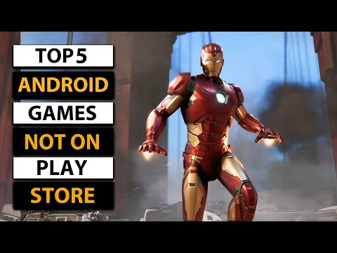Top 5 Best Android Games Not Available On Google Play Store | (Online/Offline) High Graphics | Part4