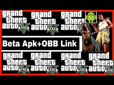 {2.6 GB} GTA 5 Beta Apk+Obb For Android How To Download For Free 100% Work.