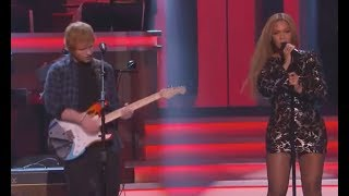 Beyoncé, Ed Sheeran & Gary Clark Jr. & LADY GAGA - in Tribute to Stevie Wonder 2015