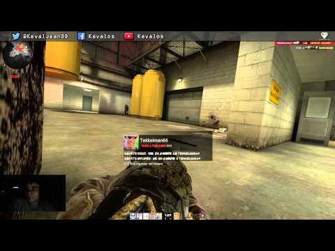 [VOD] CSGO - Please stand up ! 27/08/2015