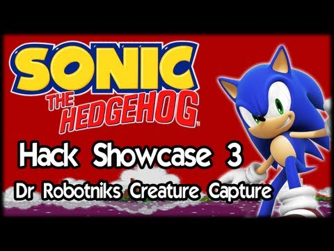 Sonic Hack Showcase 3 : Dr Robotniks Creature Capture