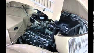 1936 Ford Deluxe 3 Window Coupe For Sale
