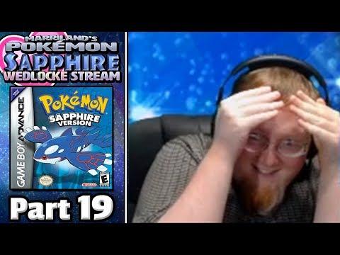 Pokémon Sapphire Wedlocke, Part 19: Delayed Reaction!