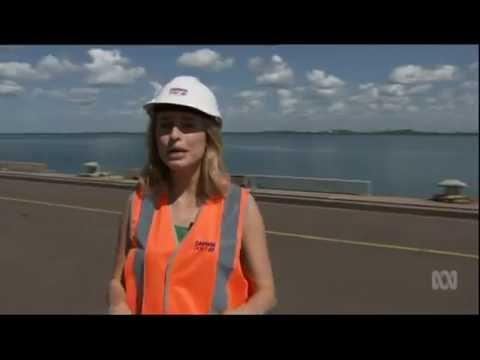 Darwin Port's expansion