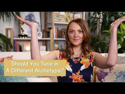 Tuning Into Archetypes to Get Through a Challenge