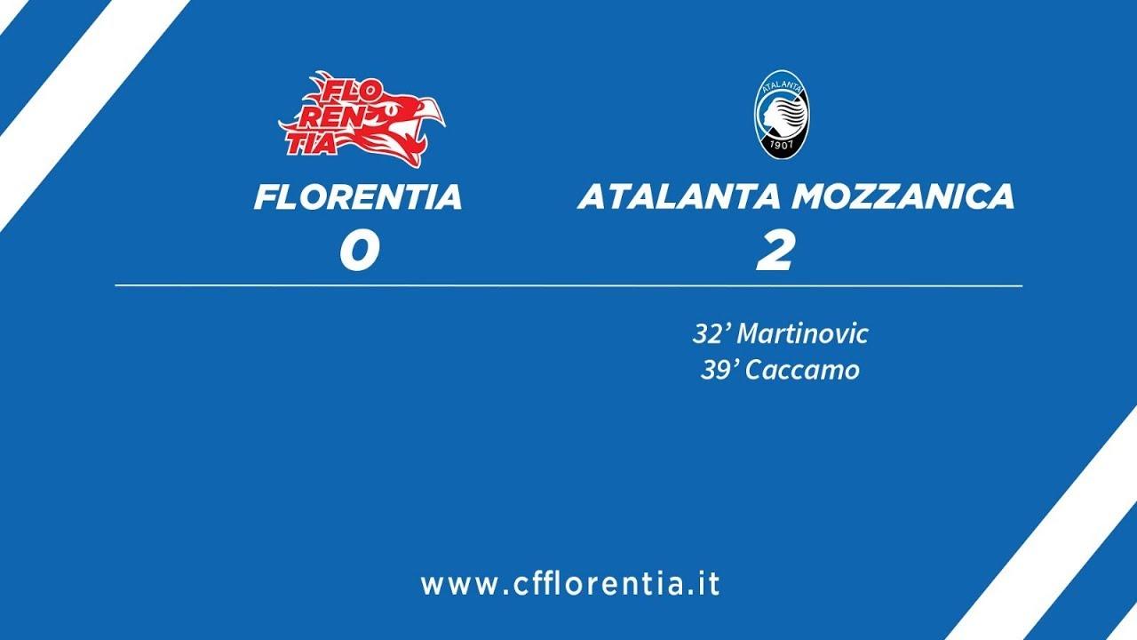 Florentia vs Atalanta Mozzanica