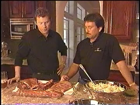 Tim Mikeska And Food Network Chef Bobby Flay Taylor Texas Youtube