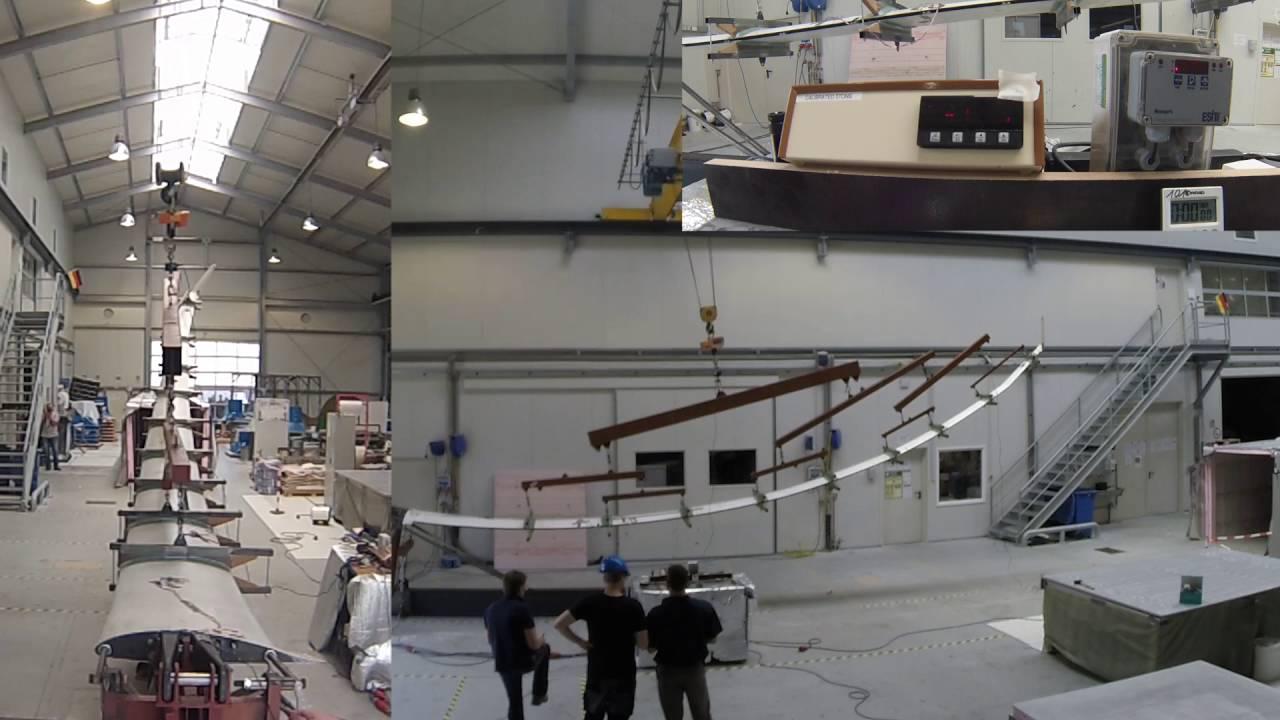JS1 Revelation Structural Wing test