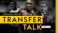 Jermain Defoe on transfer request regret, picking Tottenham over Juventus & his best strike partner