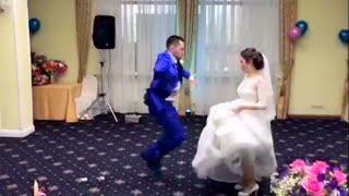 Национальный свадебный танец под Башкирскую мелодию!