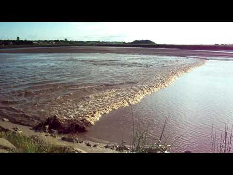 Tidal Bore, Truro, Nova Scotia