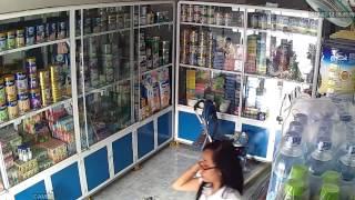 Trộm sữa tại Vĩnh Long