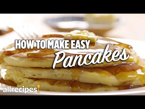 How to Make Easy Pancakes | Allrecipes.com