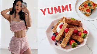 Getting Fit & SNATCHED | What I Eat - Easy & Healthy Recipes