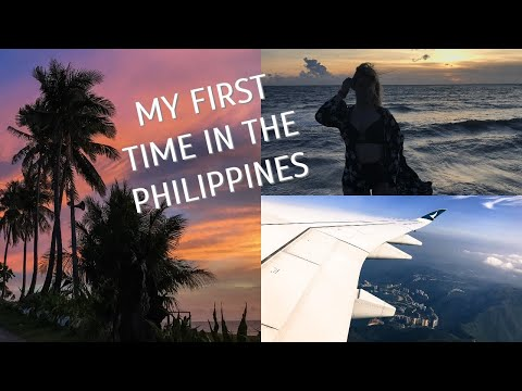 MY FIRST TIME IN THE PHILIPPINES ♡ || Holly Spalla