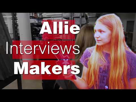 Ladyada from Adafruit's Advice for Young Makers – Allie Interviews Makers | DigiKey