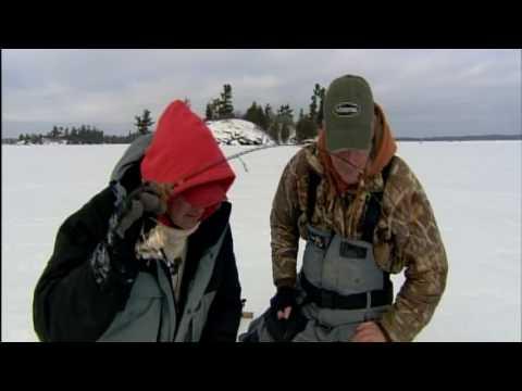 Ice Fishing Line Wisdom And The Amazing Uni Knot