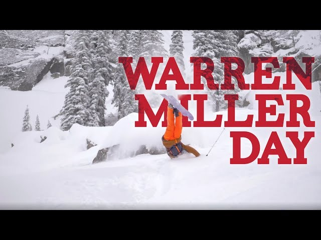 In Memory of Warren Miller