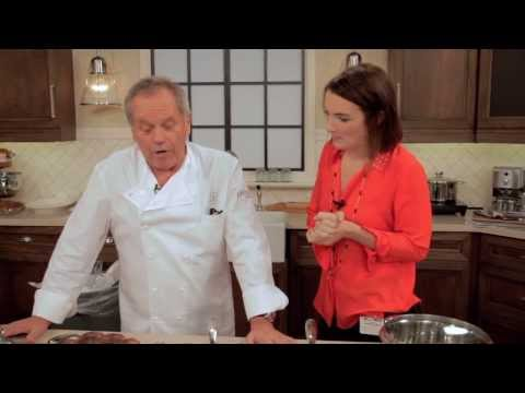 An Interview with Celebrity Chef Wolfgang Puck