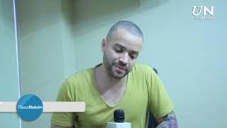 Rueda de prensa/Entrevista: Nacho