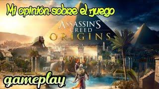 Assassins creed Origen, ¿És un buen juego? - almadgata