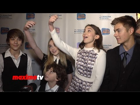 Girl Meets World Cast Interview | Looking Ahead Awards 2014 | Red Carpet