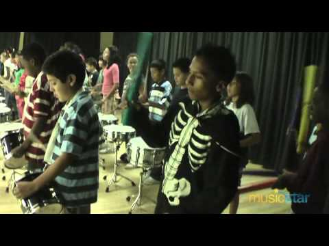 MUSICSTAR® Learning | Drumline