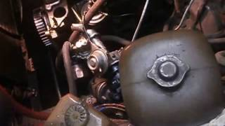 Замена грибка и втулки ВАЗ -01-07.