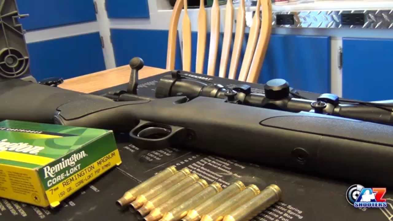 more photos 7c3ce e1da2 Remington 700 - 7mm Magnum - Part 1 - YouTube