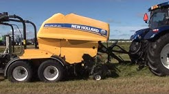 Agritek New Holland RB125 Combi -paalain