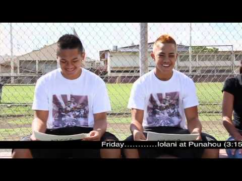 Hawaii Prep Game Week(Farrington High School Teammate Game)