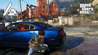 GTA 5 Roleplay - ARP - #80 - Rescue the Governor!